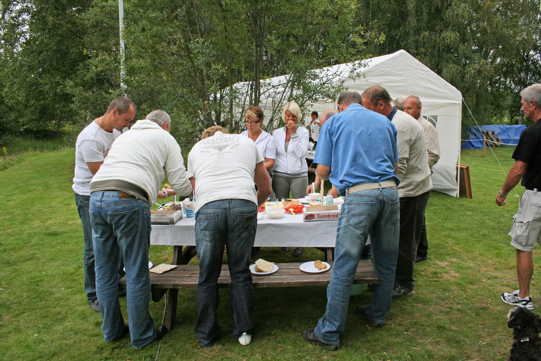 Surströmmingsfest 2007